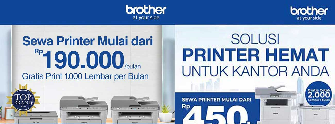 Rental Printer selama WFH